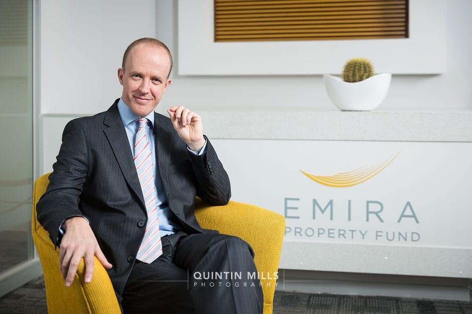 Emira corporate portraits