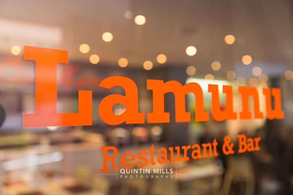 Lamunu restaurant and bar johannesburg food photography