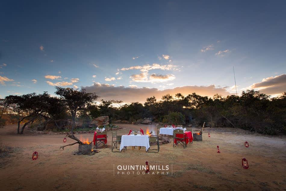 bushmans hide luxury tented lodge