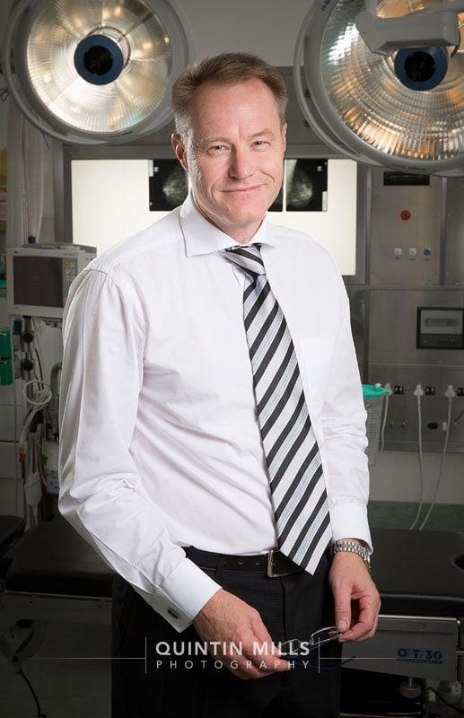 doctor shaw plastic surgeon portraits