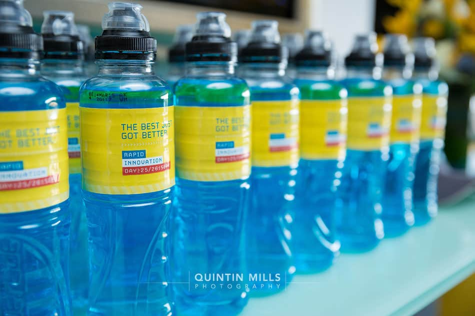 product launch photography