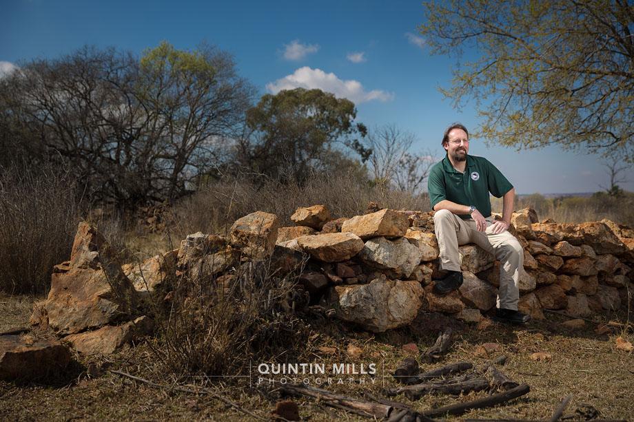 Corporate portrait and headshot photographer in Johannesburg