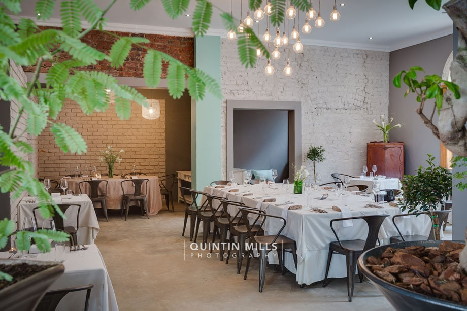 The Cosmopolitan, Maboneng. Restaurant food and lifestyle photography. Commercial product, interiors and advertising photographer in Johannesburg, Sandton and Pretoria by Quintin Mills