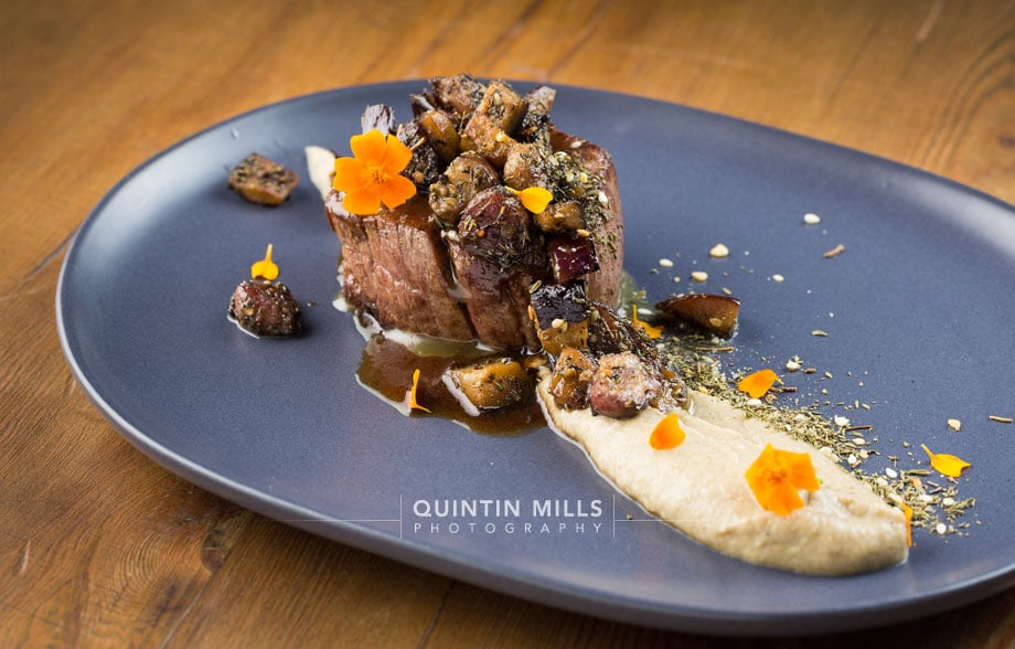 Workshop 55. Food and restaurant photography by Quintin Mills.