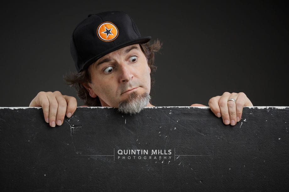 Sometimes the silly takes over... Quintin Mills Photography