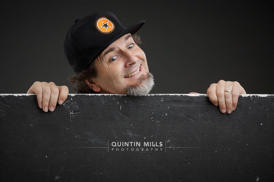 Something silly... Quintin Mills Photography